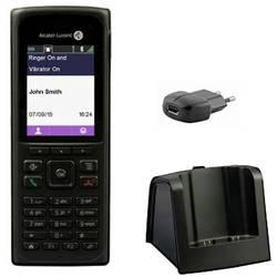 Image of Alcatel-Lucent Enterprise Alcatel-Lucent Schnurlostelefon 8262 Dect Kit Ladeschale und Stromadapter DECT Mobilteil