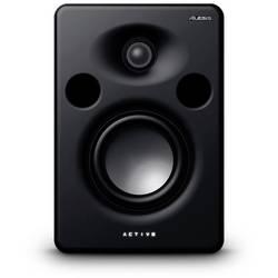 Image of Alesis Alesis Studiomonitor M1 Active MK3 Schwarz Aktiver Monitor-Lautsprecher 5 Zoll 65 W 1 St.