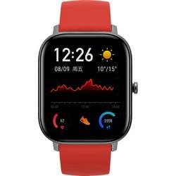 Image of Amazfit GTS Fitness-Tracker Orange-Rot