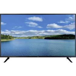 JTC S55U55199MC LED TV 139 cm 54.6 palca DVB-T2, DVB-C, DVB-S, UHD, Smart TV, WLAN, CI+ čierna