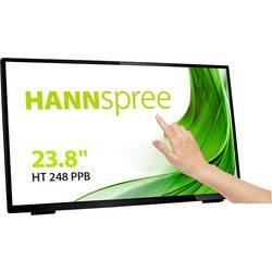 Hannspree HT248PPB LCD monitor 60.5 cm (23.8 palca) en.trieda A + (A ++ - E) 1920 x 1080 px Full HD 8 ms