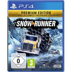 Image of PS4 SNOWRUNNER: PREMIUM EDITION PS4 USK: 0