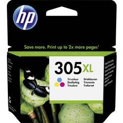 Náplň do tlačiarne HP 305XL 3YM63AE, zelenomodra, purpurová, žltá