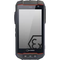 Image of i.safe MOBILE IS530.1 Ex-geschütztes Smartphone Ex Zone 1, 21 11.4 cm (4.5 Zoll) Gorilla Glass 3, mit NFC, Wasserdicht,