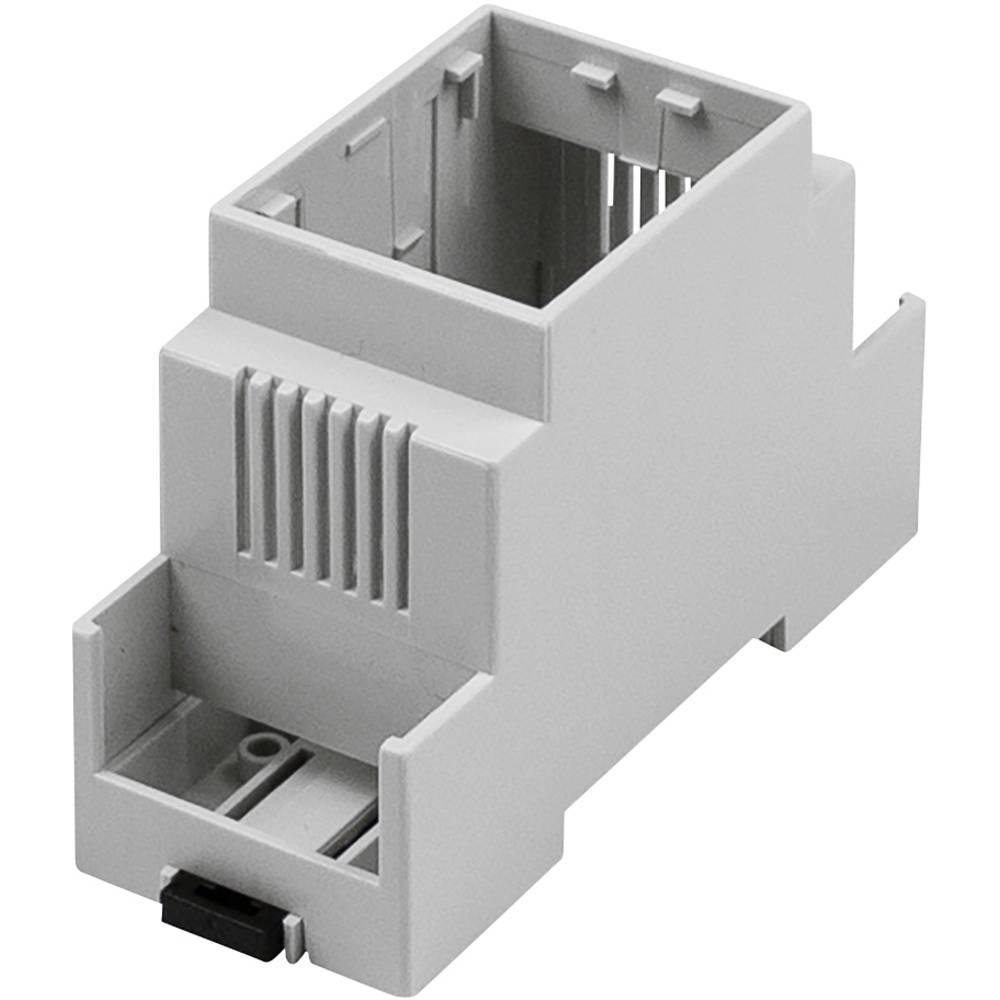 Boîtier pour rail Axxatronic CNMB-2V-2-CON CNMB-2V-2-CON 36 x 90 x 58 1 pc(s)