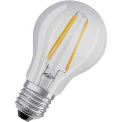 LED žiarovka OSRAM 4058075112216 230 V, E27, 4 W = 40 W, teplá biela, A ++ (A ++ - E), tvar žiarovky, 1 ks