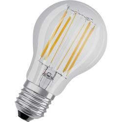 LED žiarovka OSRAM 4058075112445 230 V, E27, 7.5 W = 75 W, chladná biela, A ++ (A ++ - E), tvar žiarovky, 1 ks