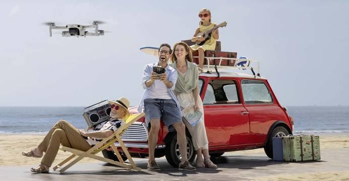 Mit der Foto-Drohne zum perfekten Bild