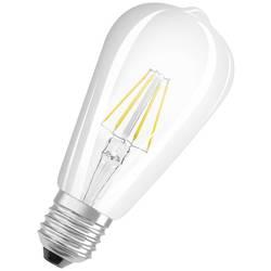 LED žiarovka OSRAM 4058075434400 230 V, E27, 6.5 W = 60 W, teplá biela, A ++ (A ++ - E), tvar žiarovky, 1 ks