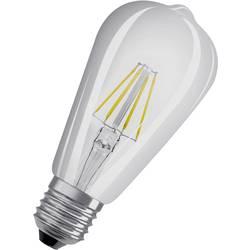 LED žiarovka OSRAM 4058075434424 230 V, E27, 4 W = 40 W, teplá biela, A ++ (A ++ - E), tvar žiarovky, 1 ks