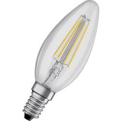 LED žiarovka OSRAM 4058075434462 230 V, E14, 4 W, teplá biela, A ++ (A ++ - E), tvar sviečky, 1 ks