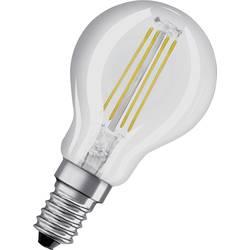 LED žiarovka OSRAM 4058075434868 230 V, E14, 5 W = 40 W, chladná biela, A + (A ++ - E), tvar žiarovky, 1 ks