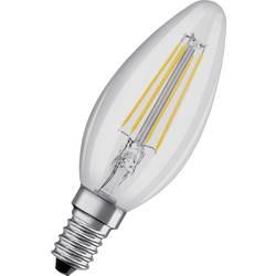 LED žiarovka OSRAM 4058075434943 230 V, E14, 5 W = 40 W, neutrálna biela, A + (A ++ - E), tvar sviečky, 1 ks