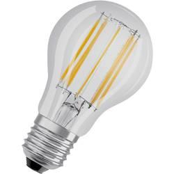 LED žiarovka OSRAM 4058075435285 230 V, E27, 10 W = 100 W, chladná biela, A ++ (A ++ - E), tvar žiarovky, 1 ks