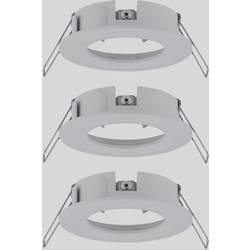Zabudovateľný krúžok - Paulmann EBL Choose 92480 10 W, sada 3 ks, biela
