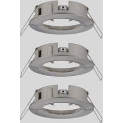 Zabudovateľný krúžok - Paulmann EBL Choose 92479 10 W, sada 3 ks, železo