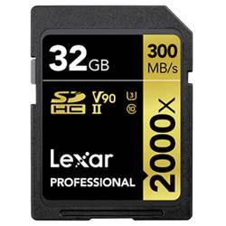 Image of Lexar Lexar Compact Flash Card 32GB Professsio CF-Karte 32 GB