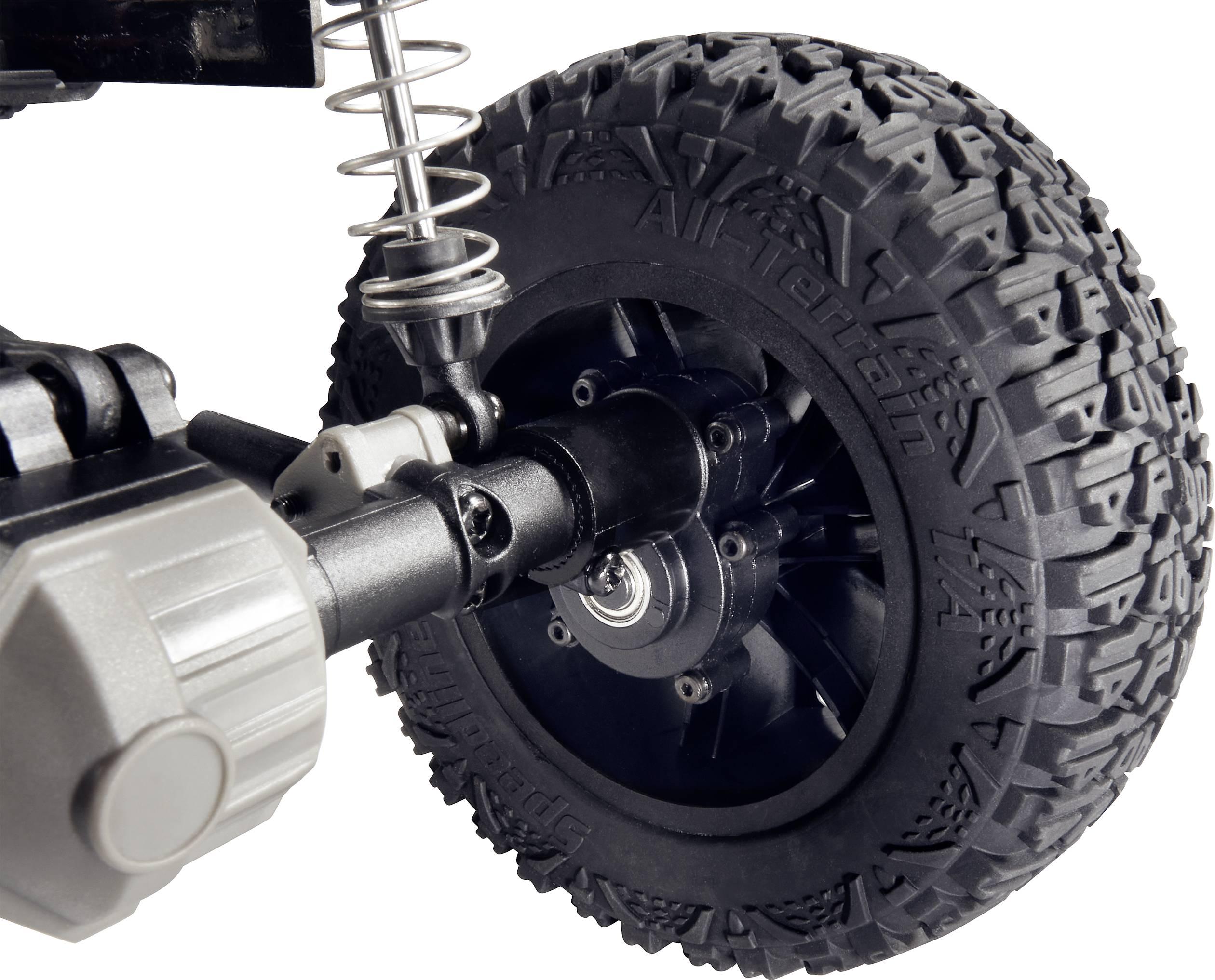 Nouveauté Reely Free men 2.0 Reely-freemen-2-0-brushed-1-10-rc-modellauto-elektro-crawler-allradantrieb-4wd-100-rtr-2-4-ghz-inkl-akku-ladegeraet