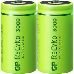 Image of GP Batteries ReCyko+ Baby (C)-Akku NiMH 3000 mAh 1.2 V 2 St.