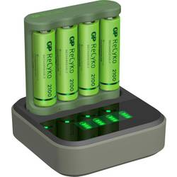Nabíjačka na okrúhle akumulátory GP Batteries Basic-Line Docking-Station