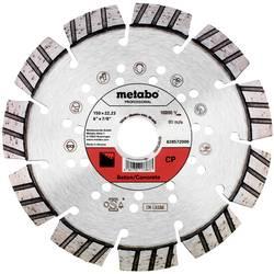 Metabo Dia-TS 150x22,23 mm, CP, betón, profesionálny Metabo 628572000, Priemer 150 mm, 1 ks