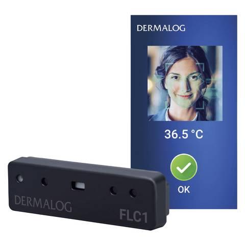 Temperaturzugangsüberwachung Dermalog FLC1