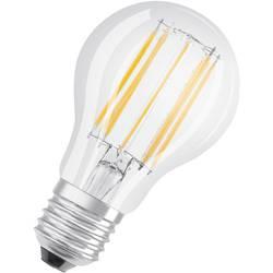 LED žiarovka OSRAM 4058075466050 230 V, E27, 10 W = 100 W, neutrálna biela, A ++ (A ++ - E), tvar žiarovky, 1 ks