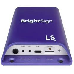 Image of BrightSign Digital Signage Player LS424 Standard I/O Player Digital Signage Player