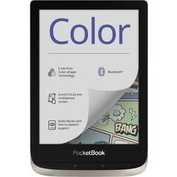EBook čítačka 15.2 cm (6 palca) PocketBook Color - moon silver Moon Silver