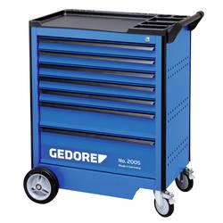 Vozík na náradie so sortimentom nástrojov - 190 kusov Gedore 2980290, Rozmery:(d x š x v) 475 x 775 x 985 mm, 109.6 kg