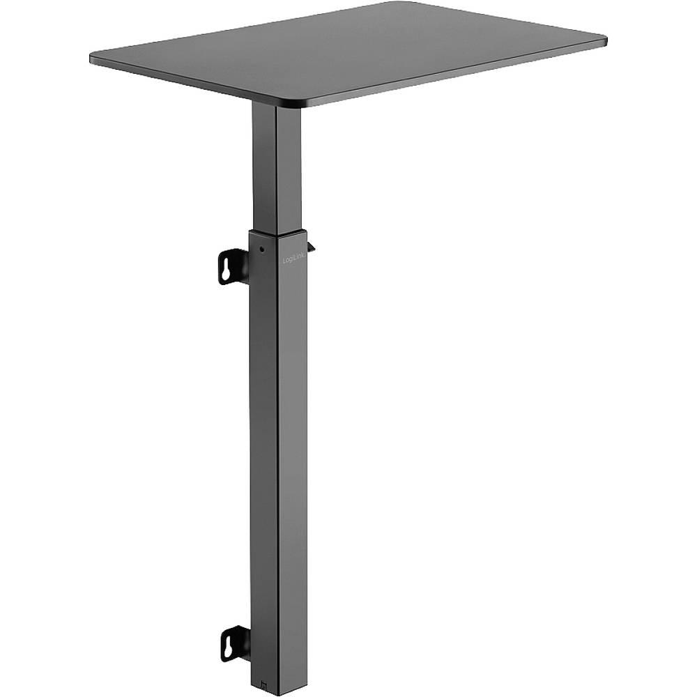 LogiLink Ståbord EO0015 Svart EO0015 Färg på bordsskivan: Svart justerbar i höjdled, ergonomisk Max. höjd: 1200 mm