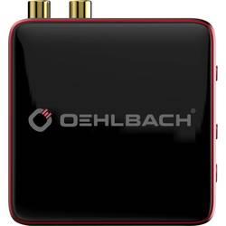 Hudobný vysielač / prijímač Bluetooth® 5.0 Oehlbach BTR Evolution 5.0