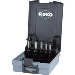 Sada kužeľových záhlbníkov 5-dielna HSS RUKO ULTIMATECUT 102791EPRO, 6.3 mm, 10.4 mm, 16.5 mm, 20.5 mm, 25 mm, 1 ks
