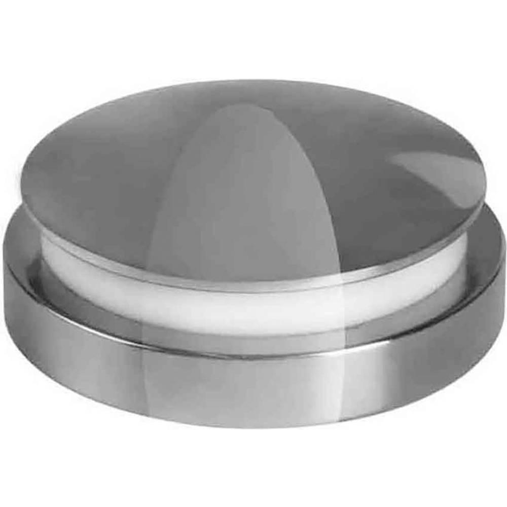 brumberg 14027023 14027023 LED-vloer inbouwverlichting Chroom