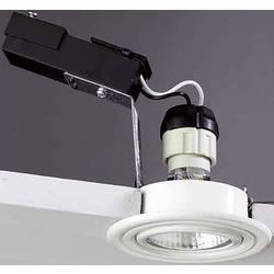 Image of Brumberg 0H199607 0H199607 Einbauleuchte Hochvolt-Halogenlampe GZ10 50 W Weiß