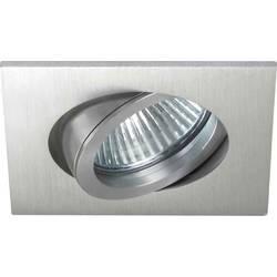 Vstavané svietidlo - halogénová žiarovka Brumberg 6525 6525 GX5.3, 50 W, hliník