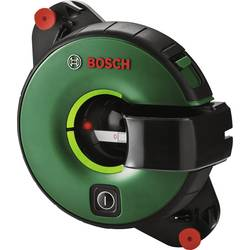 Krížová vodováha laserová samonivelačná Bosch Home and Garden Atino, Dosah (max.): 1.7 m, Kalibrované podľa: bez certifikátu