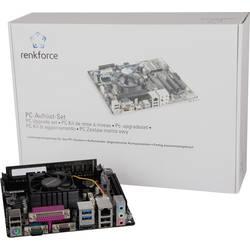 PC Tuning-Kit Renkforce s procesorom AMD E1 (2 x 1.4 GHz), 8 GB RAM, AMD Radeon R2