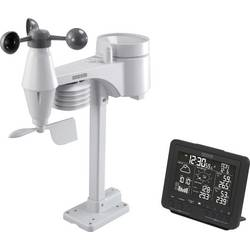 Digitálna bezdrôtová meteostanica Eurochron RC Pro EC-4596440, Max. dosah 150 m, čierna