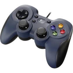 Logitech Gaming F310 gamepad PC čierna