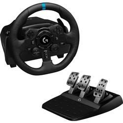Logitech Gaming G923 volant USB PlayStation 5, PlayStation 4, PC čierna