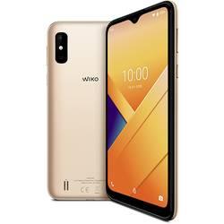 LTE smartfón Dual-SIM WIKO Y81, 15.7 cm (6.2 palca, 32 GB, 13 Megapixel, zlatá
