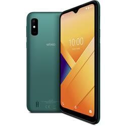 LTE smartfón Dual-SIM WIKO Y81, 15.7 cm (6.2 palca, 32 GB, 13 Megapixel, zelená