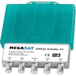 Image of MegaSat DiSEqC 4/1 DiSEqC-Schalter 4 (4 SAT/0 terrestrisch) 4