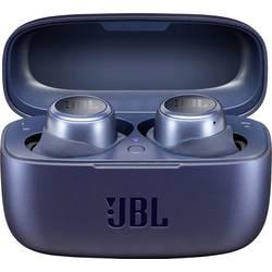 Bluetooth Hi-Fi štupľové slúchadlá JBL Live 300 TW JBLLIVE300TWSBLU, modrá