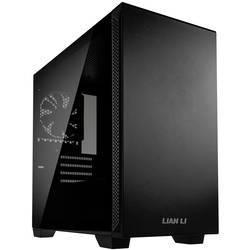 Púzdro, herné puzdro micro tower Lian Li LANCOOL 205 M BLACK, čierna
