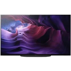 Sony Bravia KD48A9 OLED TV 121 cm 48 palca Twin DVB-T2/C/S2, UHD, Smart TV, WLAN, PVR ready, CI+ čierna