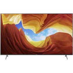 Sony KE-55XH90 Bravia LED TV 139 cm 55 palca Twin DVB-T2/C/S2, CI+, DVB-S2, DVB-T2, DVB-C, Smart TV, UHD, WLAN čierna