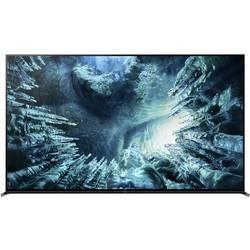 Sony Bravia KD75ZH8 LED TV 189 cm 75 palca Twin DVB-T2/C/S2, 8K, Smart TV, WLAN, PVR ready, CI+ čierna