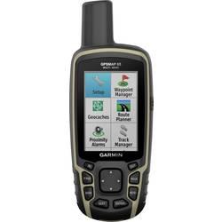 Outdoorová navigácia turistika Garmin GPSMAP 65 pro Evropu, GLONASS, Bluetooth®, GPS